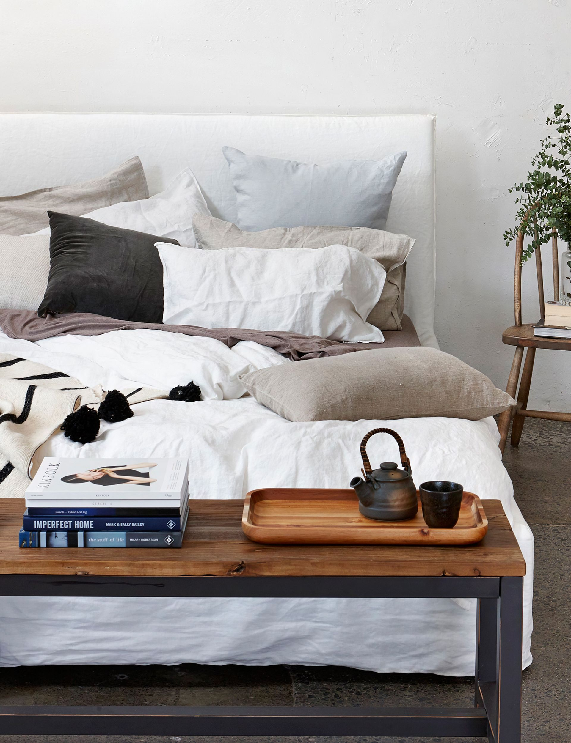 How To Wash Linen Sheets End Of Bed Seating Home Bedroom End