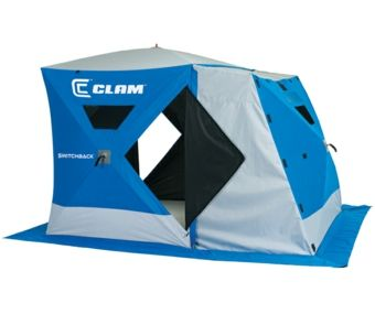Clam Switchback Expandable Hub Shelter Tent  sc 1 st  Pinterest & Clam Switchback Expandable Hub Shelter Tent | Portable | Pinterest ...