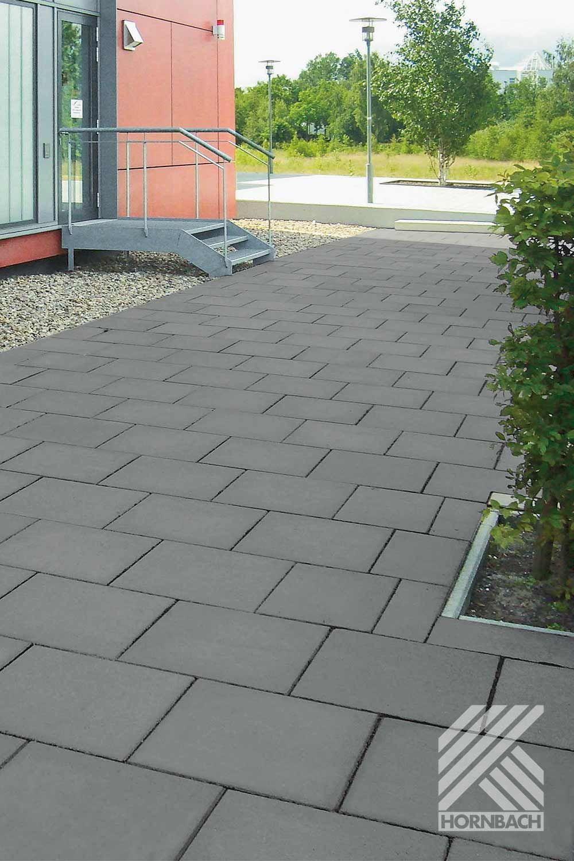 Beton Terrassenplatte Grau In 2020 Terrassenplatten Terrasse Terrasse Gestalten