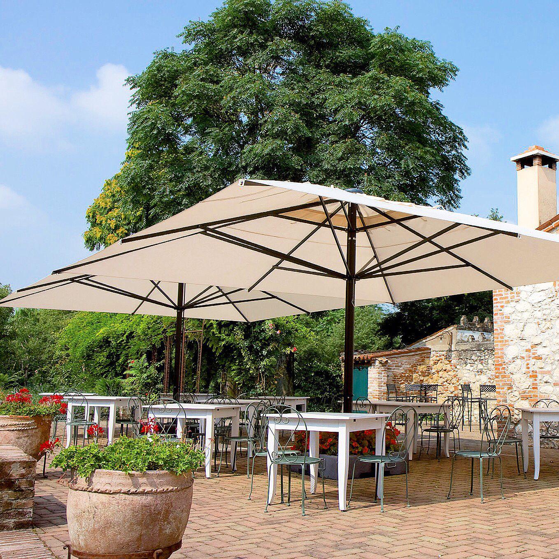 Cafe Şemsiyeleri | Veranda, Oteller, Bahçe