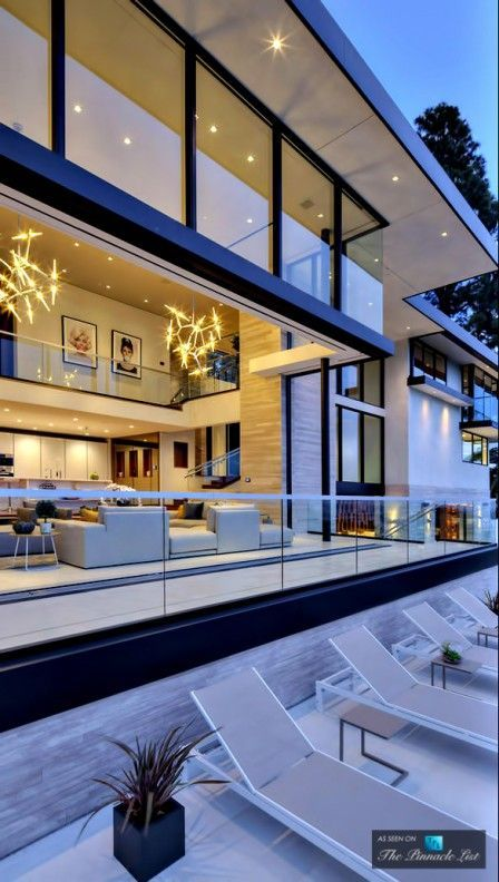 West Hollywood Luxury Residence 8927 St Ives Drive Los