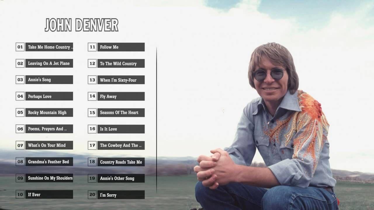 The Best Of John Denver | John Denver Greatest Hits