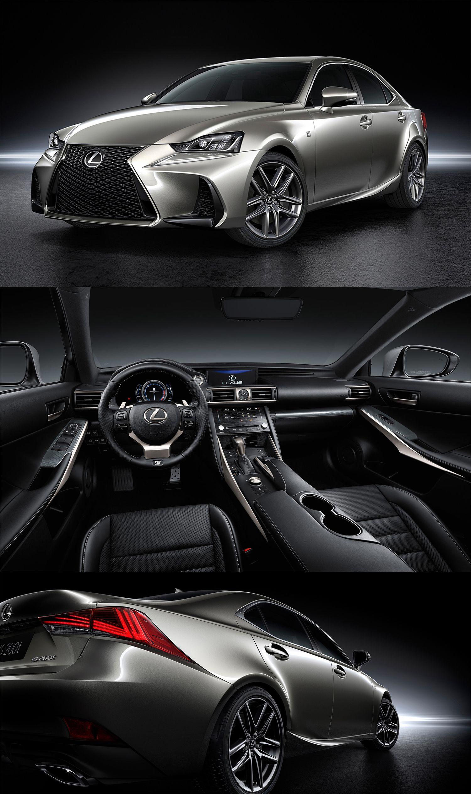 2017 Lexus IS350 F Sport 2 (With images) Lexus, Cars
