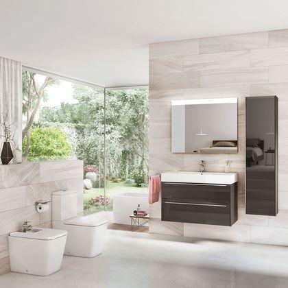 Colonne salle de bain  des modèles pratiques - Plinthe Salle De Bain