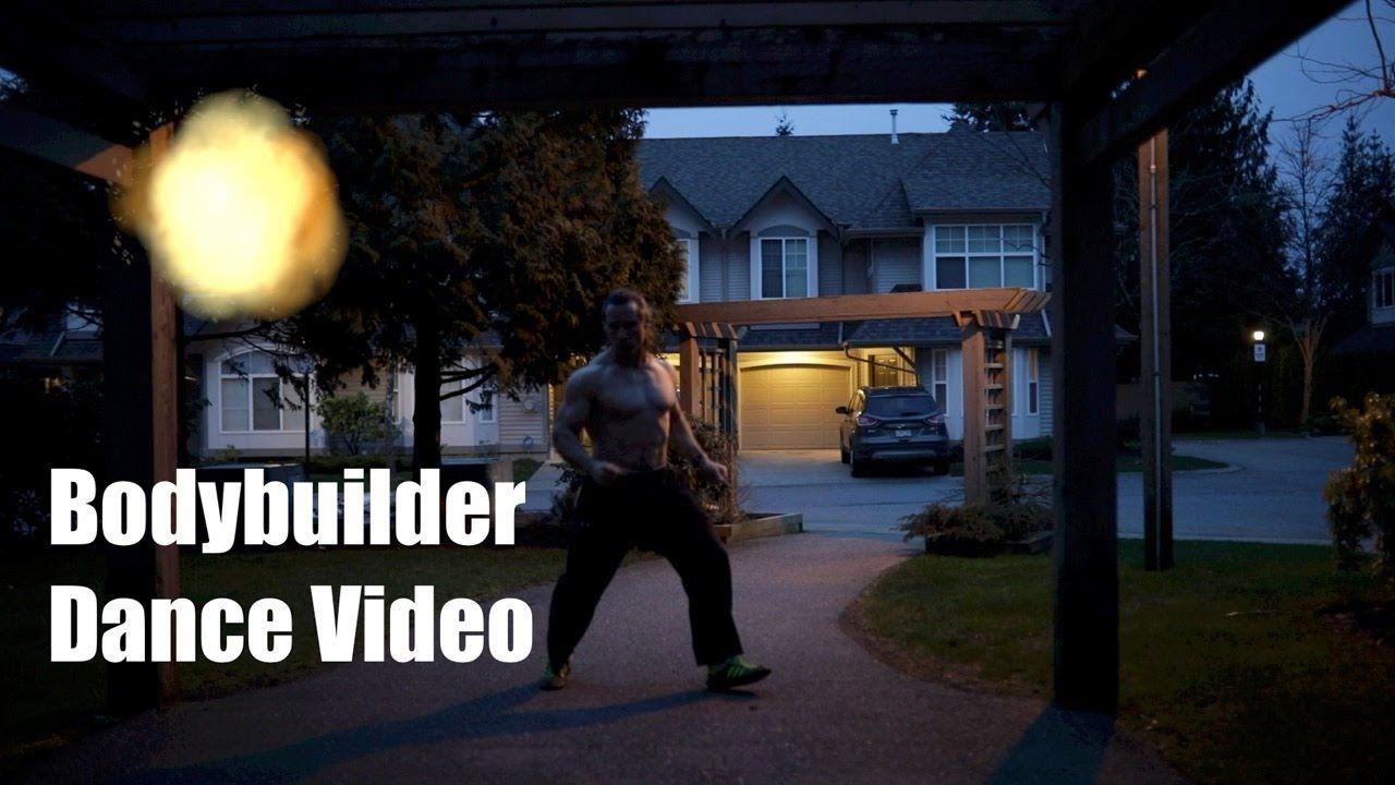 Off the Hook Bodybuilding Dance Video