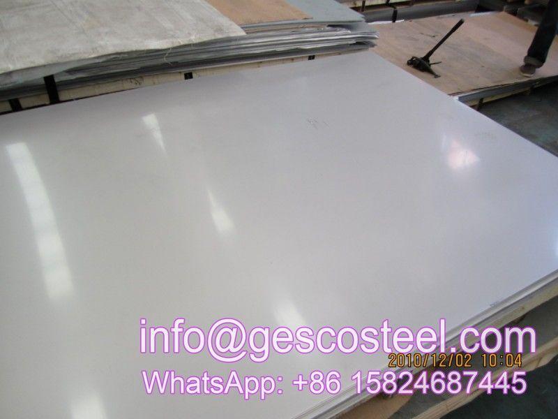 301 Stainless Steel Full Hard Sheet Steel Steel Plate Stainless Steel