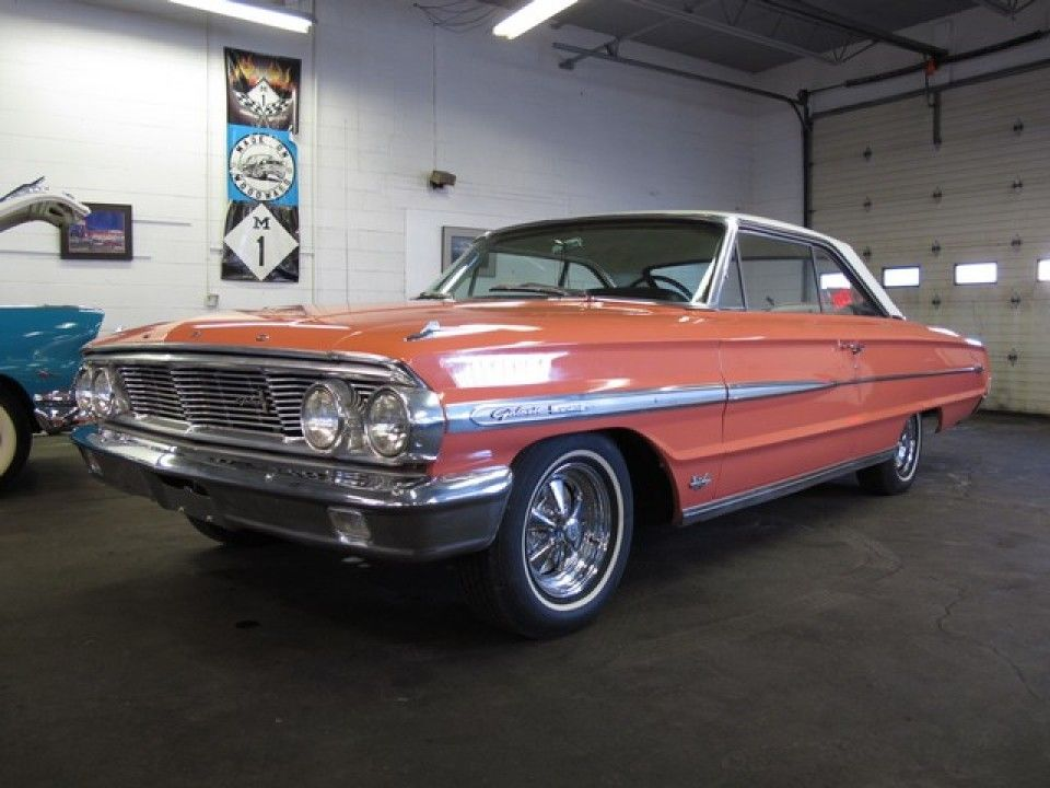 Autotrader Classics - 1964 Ford Galaxie - Muscle & Pony Cars - Troy ...