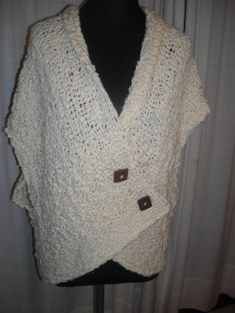 Lola telares chaleco pinterest crochet loom knitting and lola telares bankloansurffo Choice Image