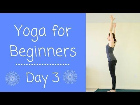 day 3 yoga for beginners 7 day challenge  sun