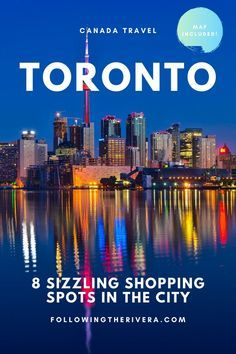 The #canadian city of #toronto may not be the nation's capital but it definitely ticks the box of being the #shopping capital of #canada Get the credit cards ready in 321....! #travel #torontotravel #torontotips #canadatravel #shoppingtrips #shoppingbreaks #traveltips #traveldestinations #travelideas #travelersnotebook #traveladvice #traveladviceandtips #traveltipsforeveryone #traveladdict #travelawesome #travelholic #travelguide  The #canadian city of #toronto may not be the nation's capital bu