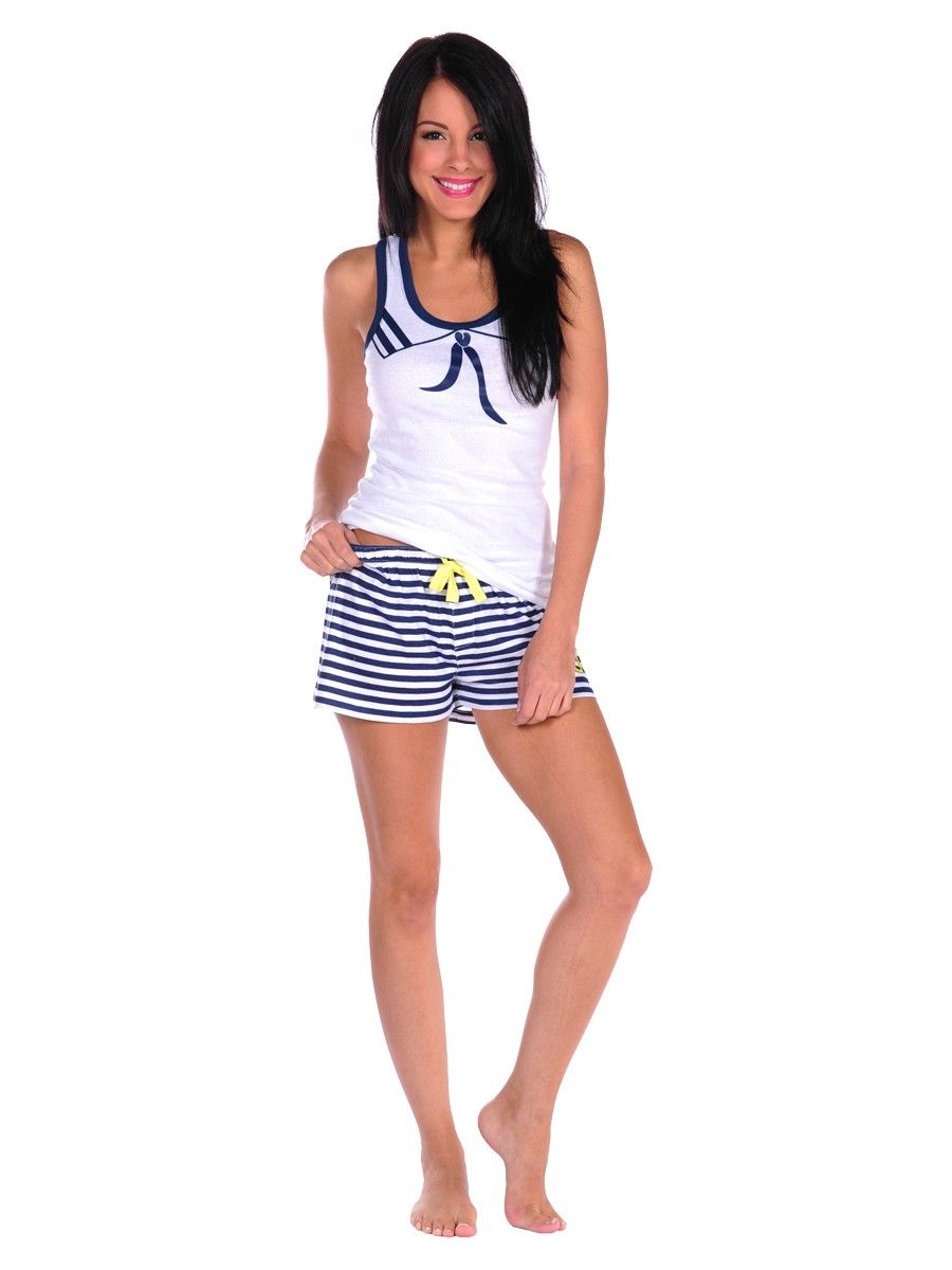 Sailor Sleepwear Set, by Dollhouse