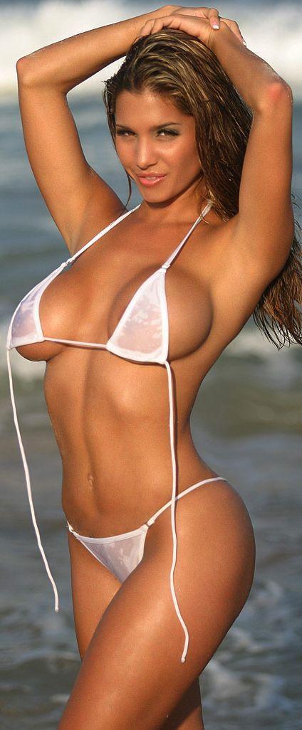 Girls in hot bikini