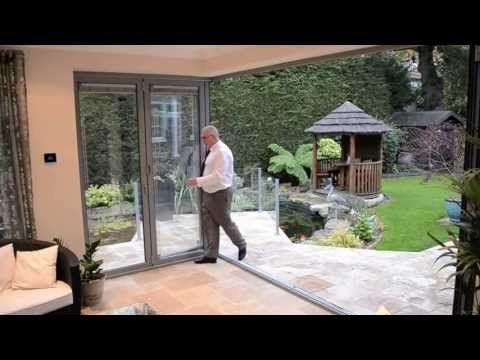▷ Bi-Fold Doors: 6-Door Corner Bi-Folding door from Lifestyle ...