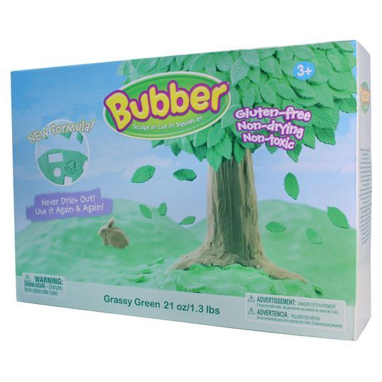 Bubber 21 oz. Big Box, Green
