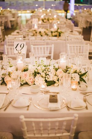 Elegant Wedding In Cyprus Reception Table Decor Pinterest