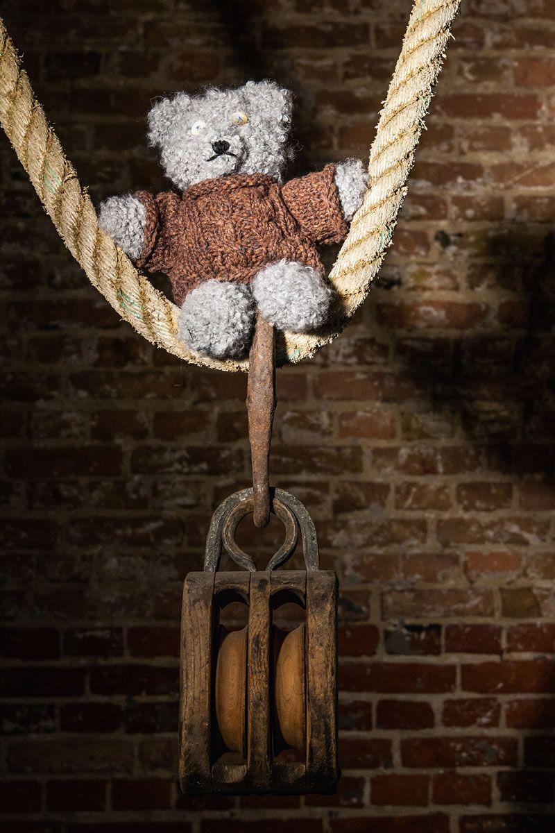 Lana Grossa TEDDY GLATT LINKS Bombolo - FILATI Handstrick No. 58 (Home) - Modell 55 A | FILATI.cc WebShop