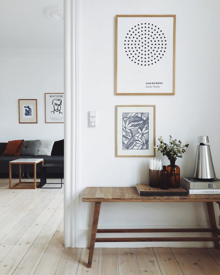 An Interior Mix Of Vintage Classic And Modern Styles Copenhagen Apartment Home Tour Designsetter Design Lifestyle And Interior Design Magazine In 2020 Apartment Interior Design Interior Design Magazine Scandinavian Interior Design