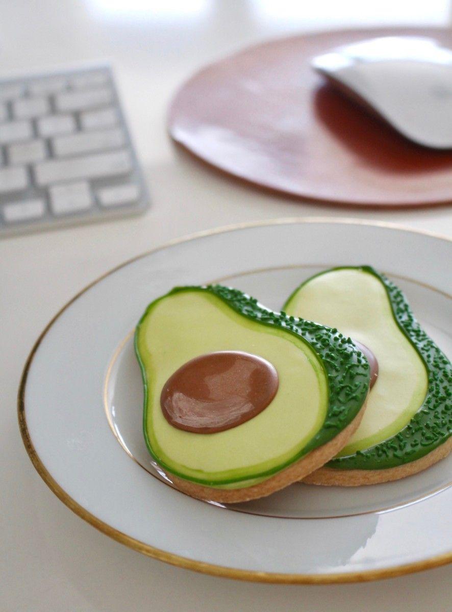 Avocado Recipes Dessert Baking