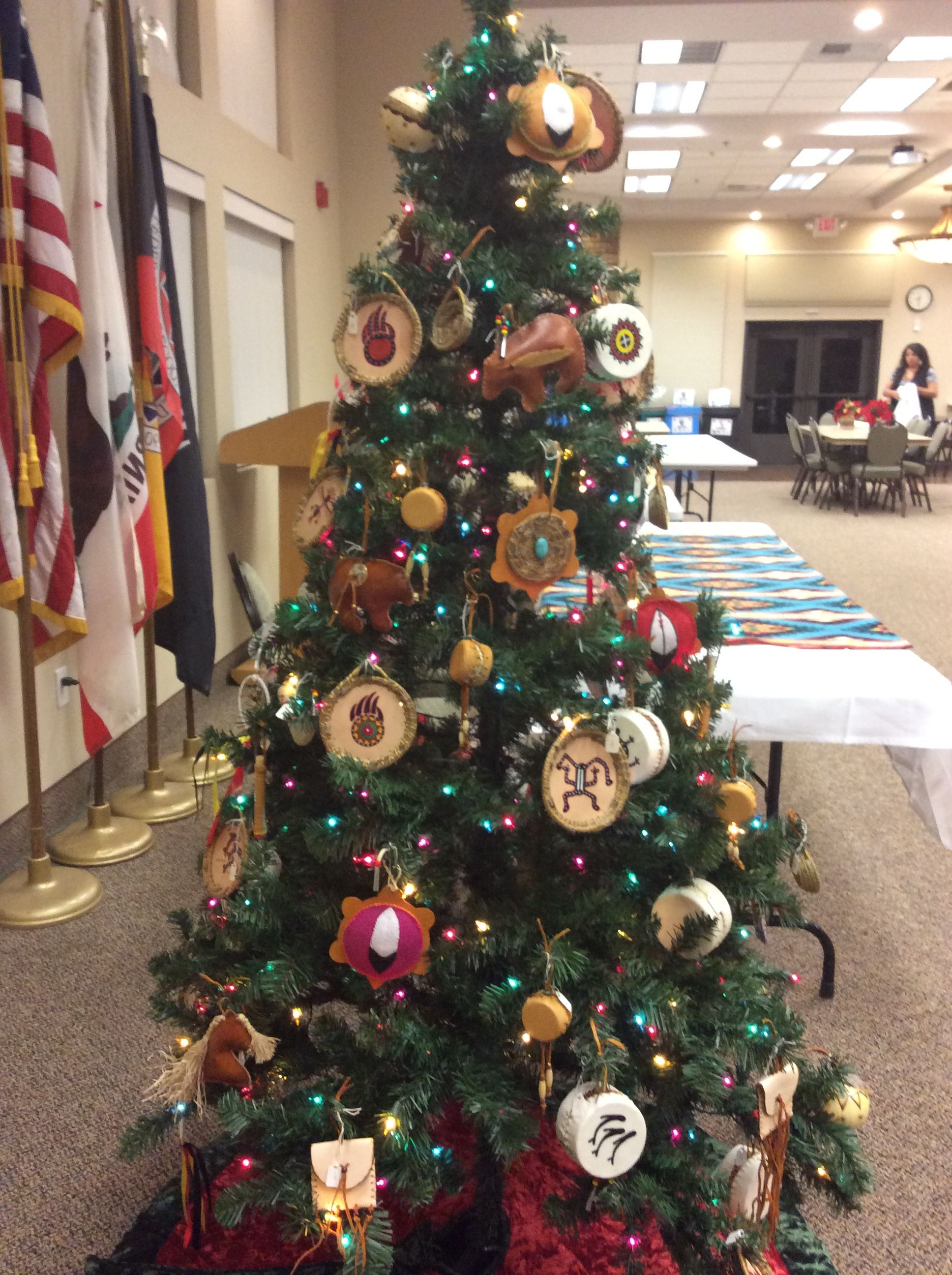 All Hand Crafted Native American Christmas Tree Ornaments By Pita Romero Ma Christmas Craft Fair Decorating With Christmas Lights Christmas Ornaments To Make