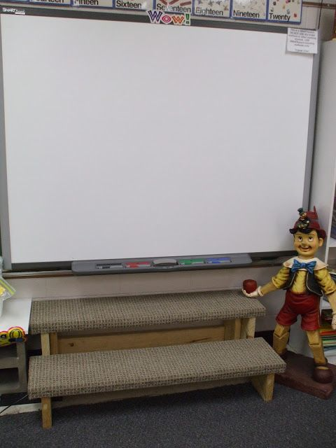 classroom with smartboard clipart - 480×640