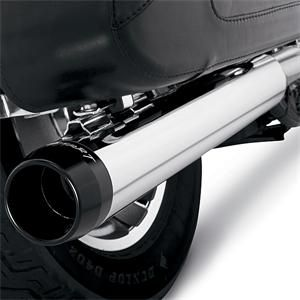 Rinehart Racing Complete True Dual Exhaust System For Harley