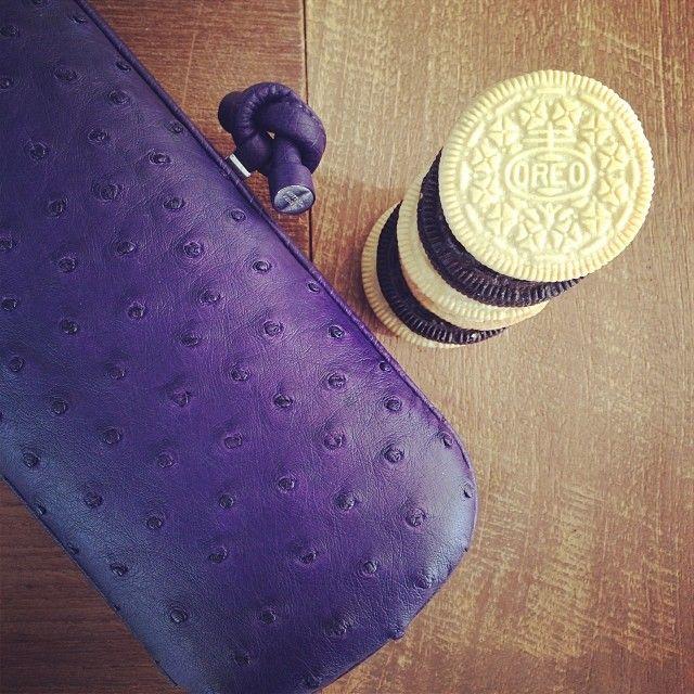 5a606a6372 Instagram photo by @PurseBlog | purple bags | Purple bags, Instagram ...