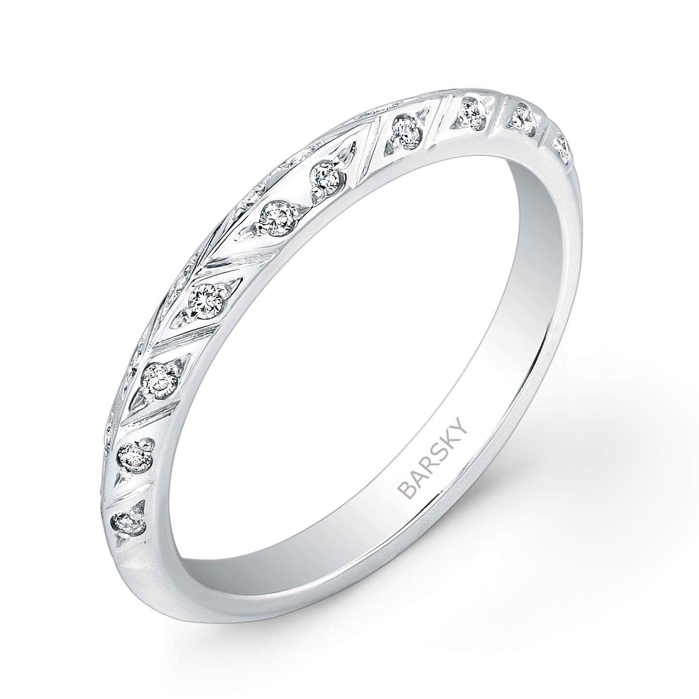 0.10CTW DIAMOND FASHION MENS BAND