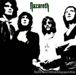 Nazareth | What I Listen To    | Nazareth band, Rock album covers
