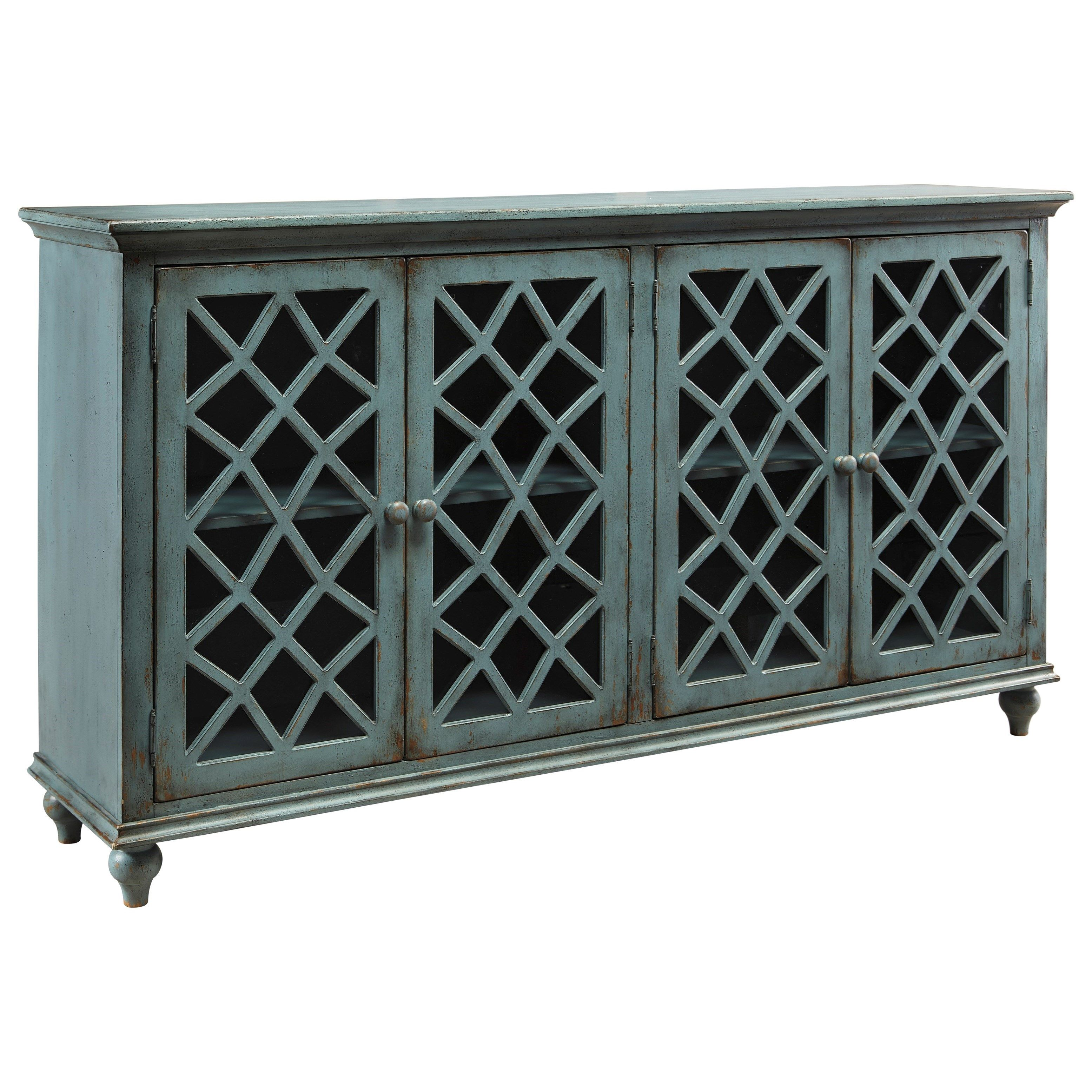 Mirimyn Door Accent Cabinet By Signature Design By Ashley Accent