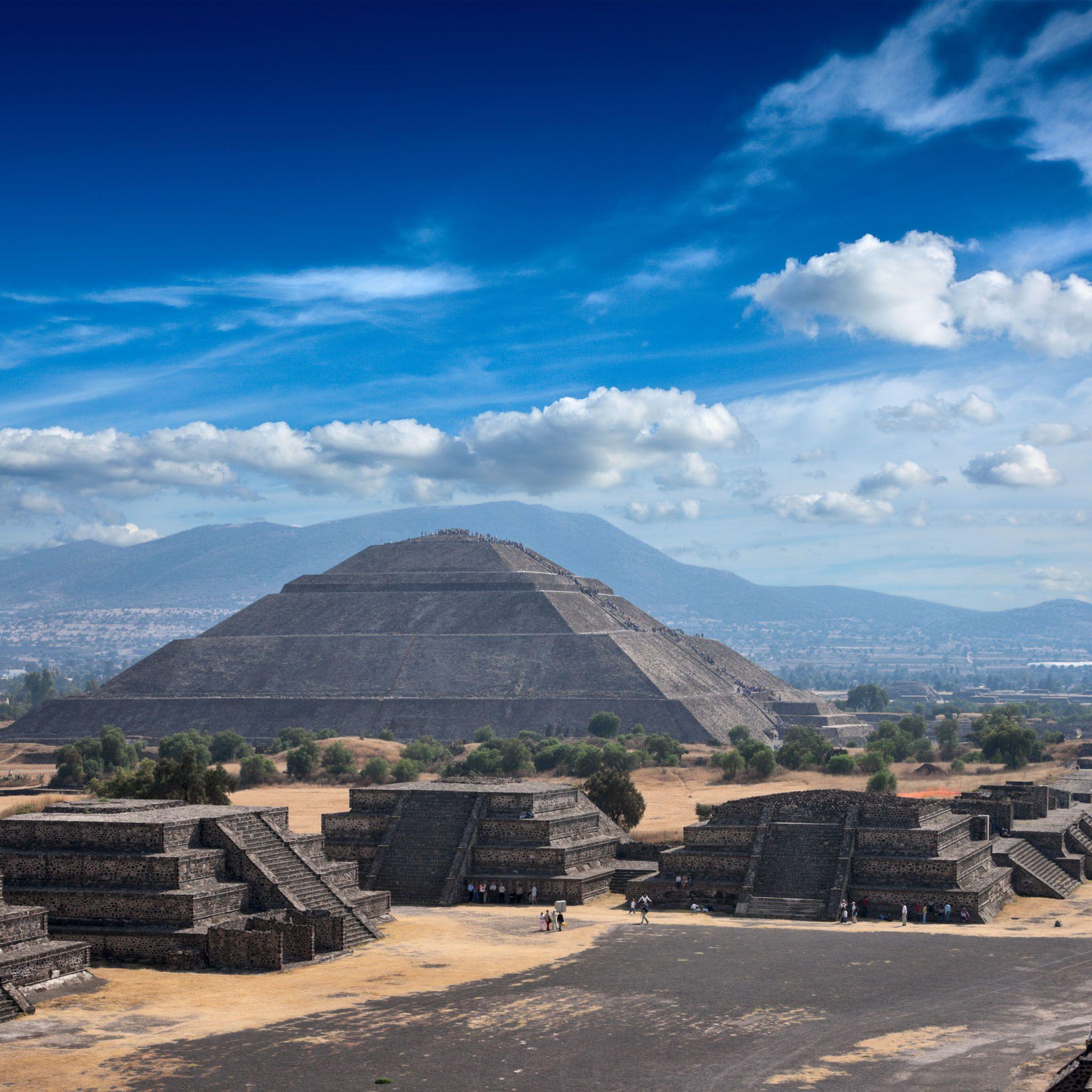 Teotihuacan, Méjico