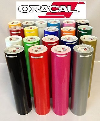 12 Adhesive Vinyl Craft Hobby Sign Maker 10 Rolls 12 X 12 Inches Oracal 651 Usa Ebay Hobby Signs Vinyl Crafts Adhesive Vinyl