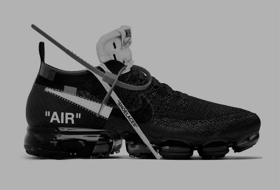 buy popular 7cea6 16686 More OFF-WHITE x Nike Air VaporMax Colorways Releasing in 2018  sneakerscartel.com more-off-white…  sneakers