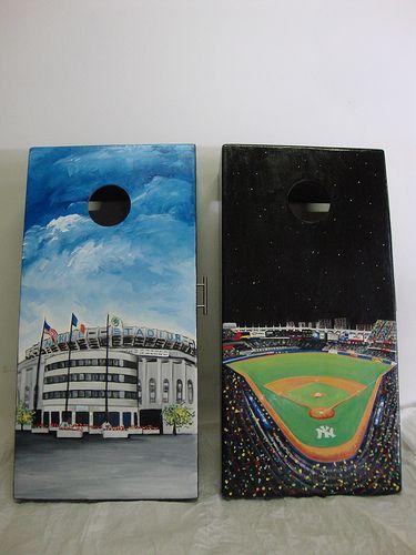 Yankee Stadium Picture Frame