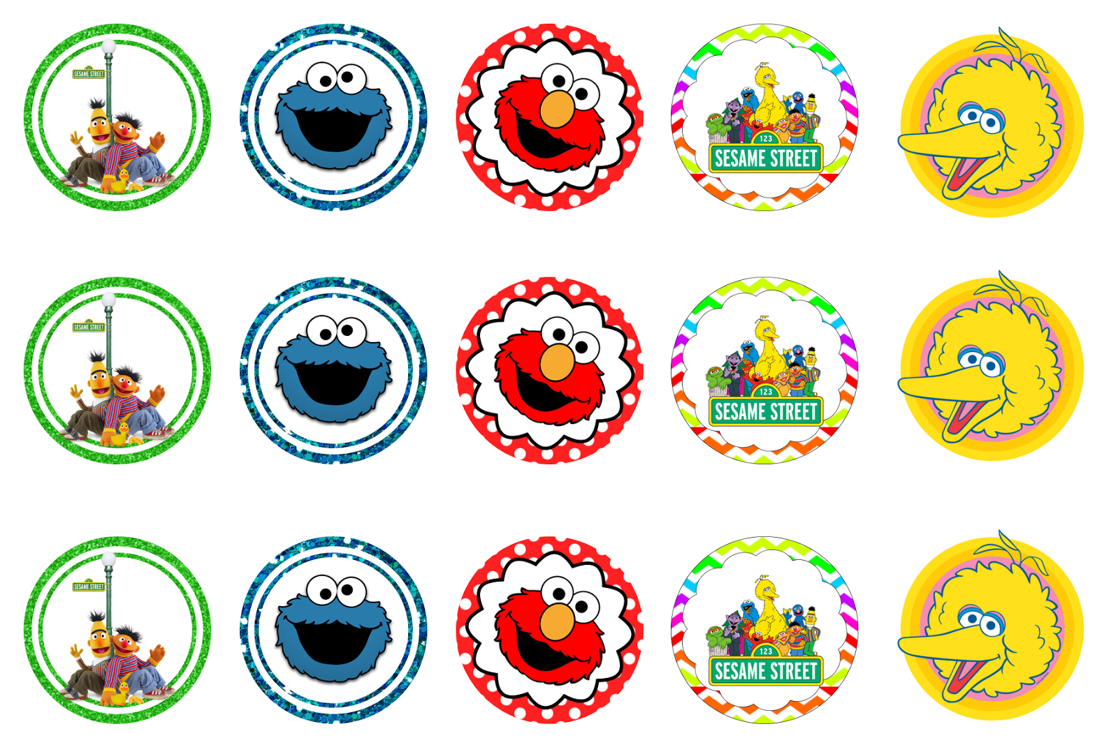 Sesame Street Party Invitations Free Template moreover Free Printable Elmo Face Template moreover Elmo Birthday Cakes furthermore My Life also Oscars Award Party Dessert Tray. on oscar party cupcake toppers