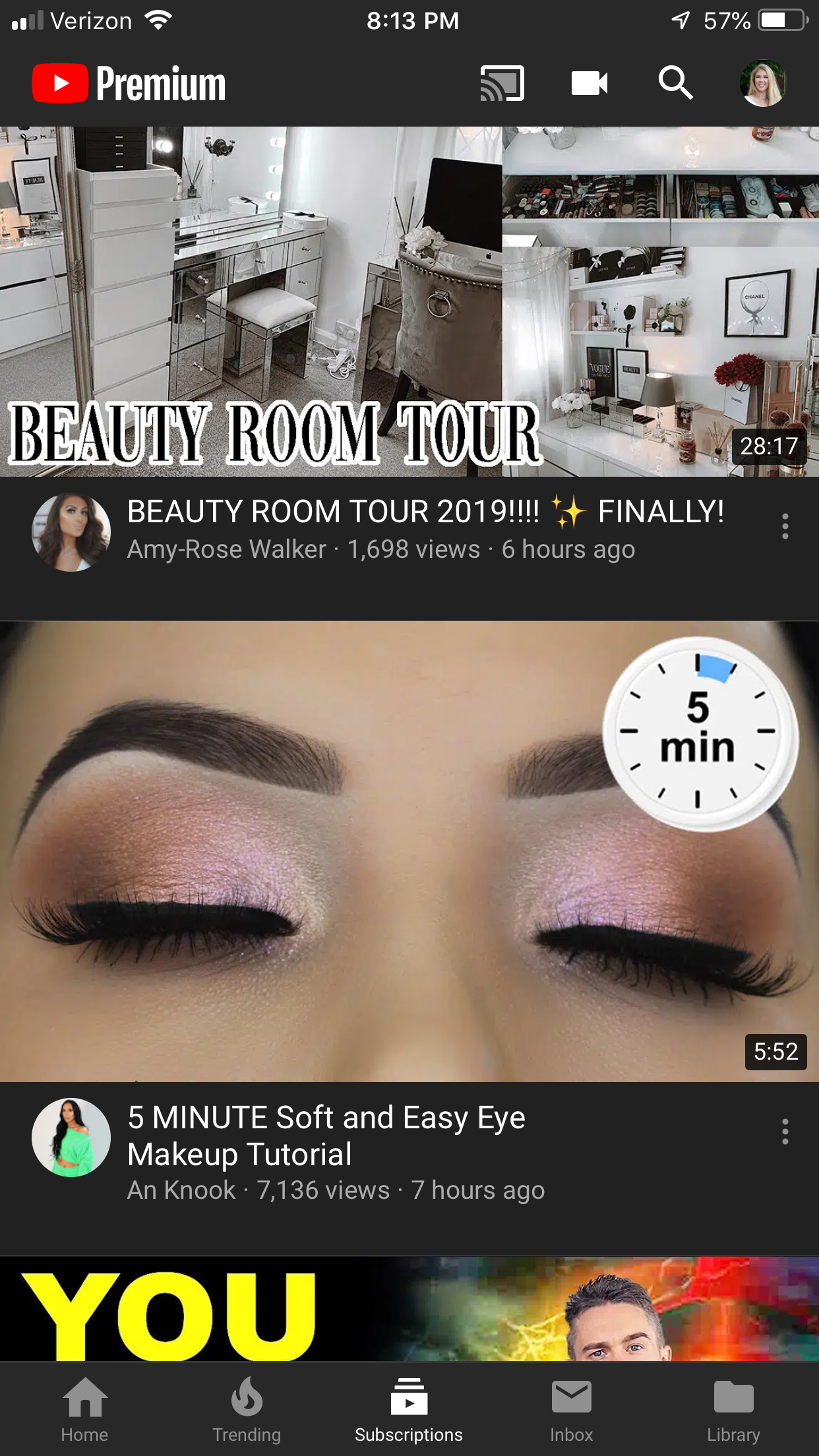 Pin by Katie Steele on Makeup I love ❤  Easy eye makeup tutorial