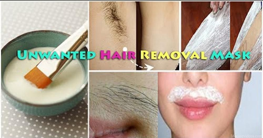 Easy Ways To Naturally Remove Unwanted Body Hair