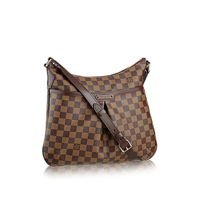9f9bf3113fc05 Bloomsbury PM Damier Ebene Canvas Women Handbags