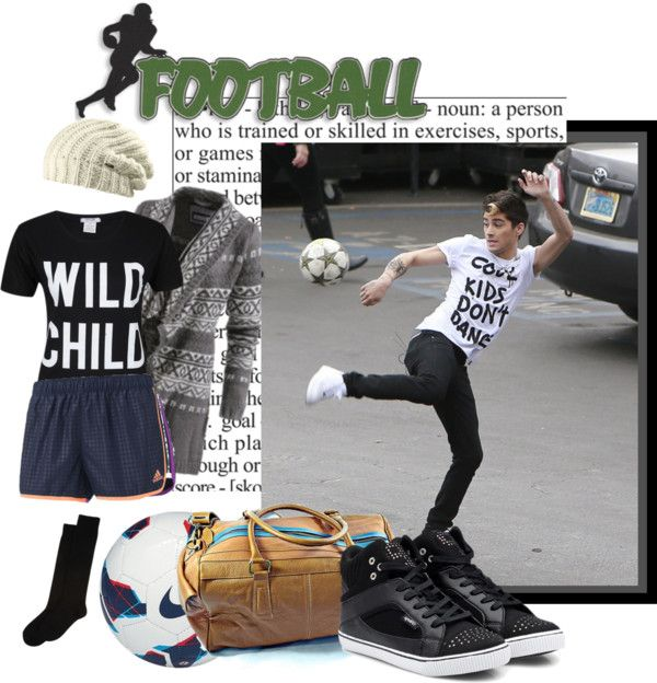 """Footie"" by popgoesthe ❤ liked on Polyvore"