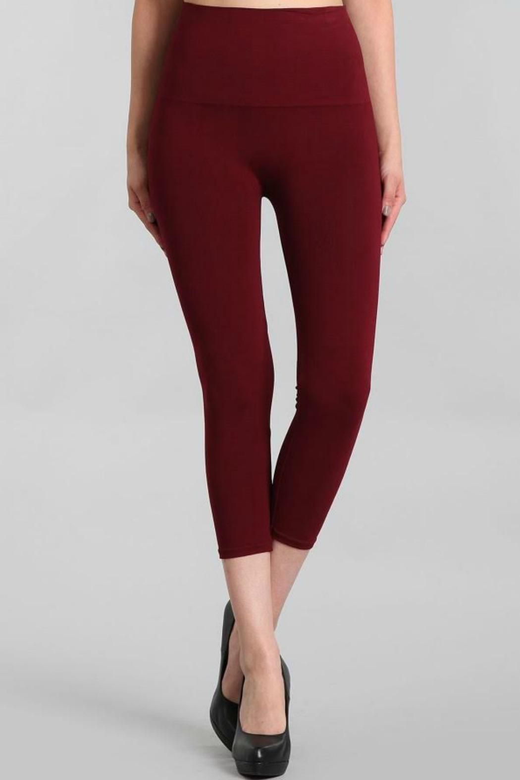 These Leggings Feature A High Waist And Tummy Tuck Wear With Tunics Or Dresses Paired Flats Sandals Cropped By M Rena