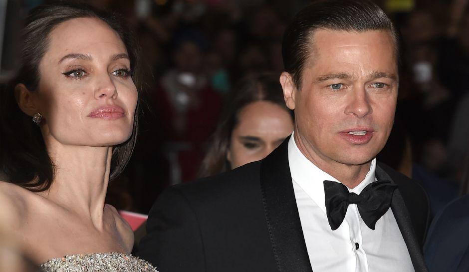 Brad Pitt Angelina Jolie Split After Private Eye Tells Of Marion