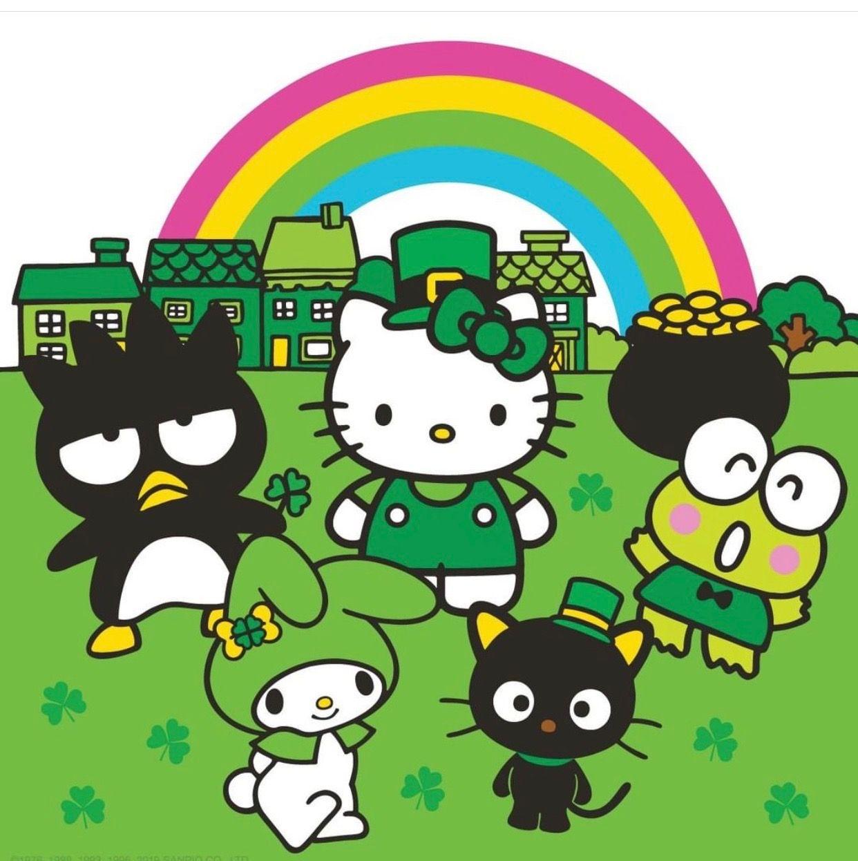 Пин от пользователя Kat Staxx на доске Hello Kitty Junkie