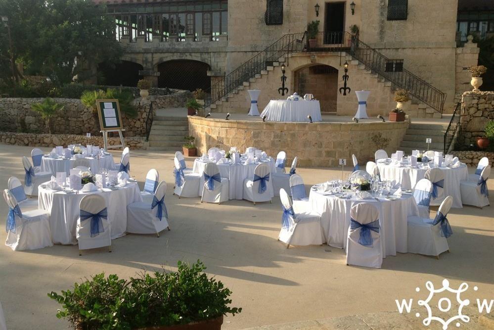 Malta Wedding Venue - Castello Zamitello