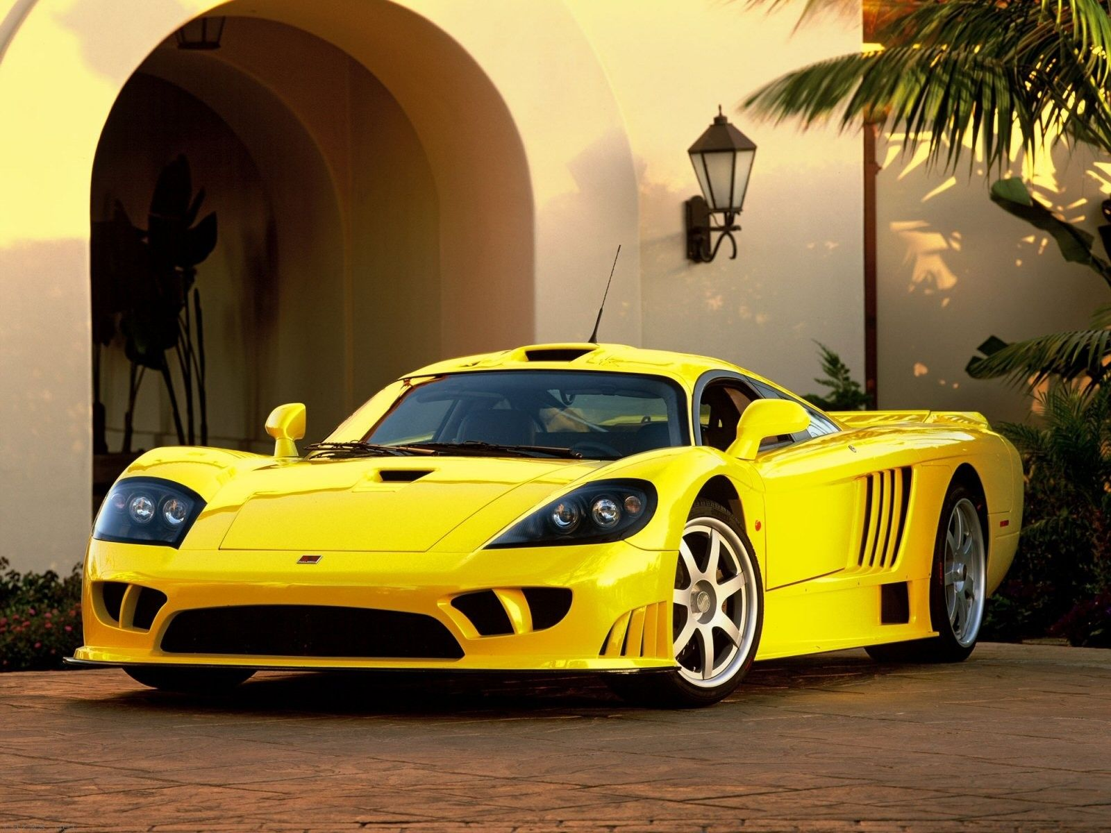 Yellow Cars Vehicles Saleen S7 Yellow Cars With Images
