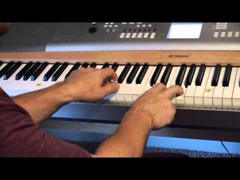 Easy To Play Piano Here I Am To Worship Matt Mccoy Piano In