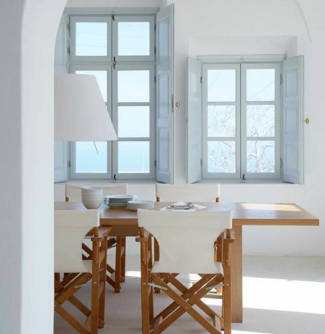 Mavi Beyaz Yunanistan