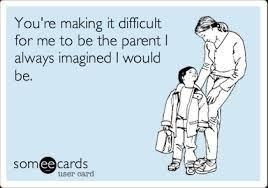 My daughter hates me  | I Can't Even | Mothers day quotes