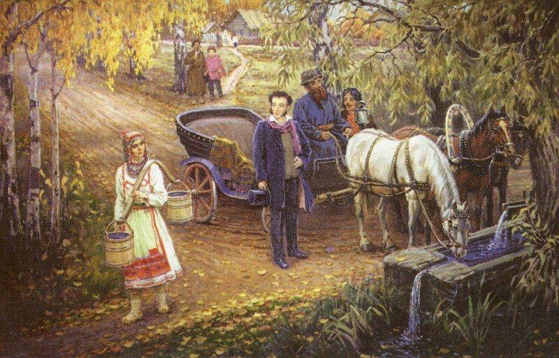 Самый невероятный А.С. Пушкин в произведениях современных ...