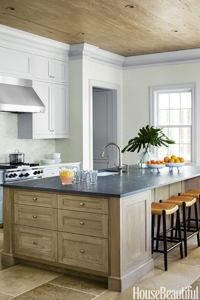 20 Kitchen Wall Ideas (Elegant Wood Paneling in Decorating ...