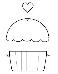Resultado de imagem para templates for applique