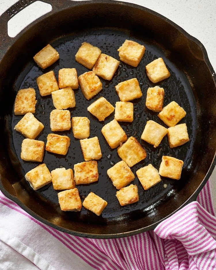 For Perfect, Crispy Tofu, Stop Making These 5 Mistakes